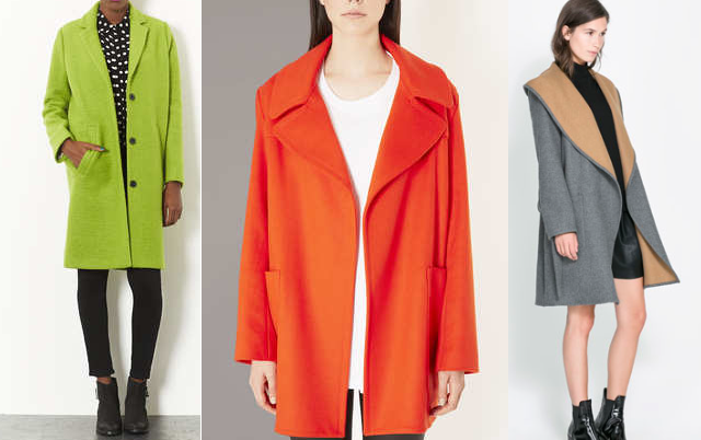 Thefashionroom Oversized Coats Abrigos Cocoon